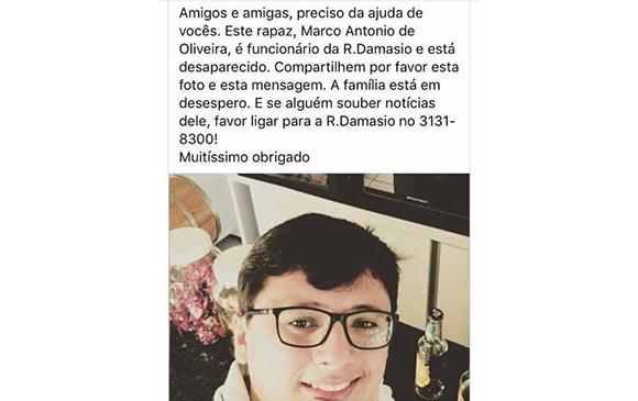 Maduro Procura Jovem Duque De Caxias-55937