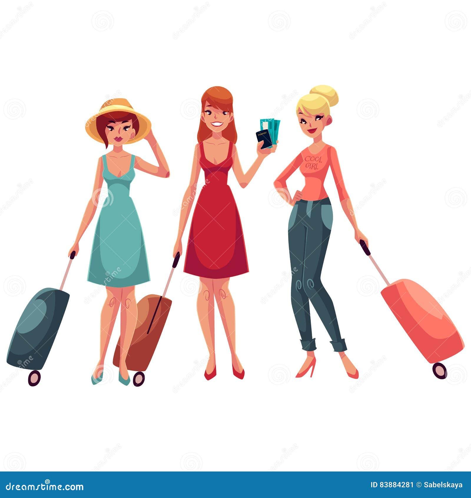 Meninas Para Viagem Goiânia-98928