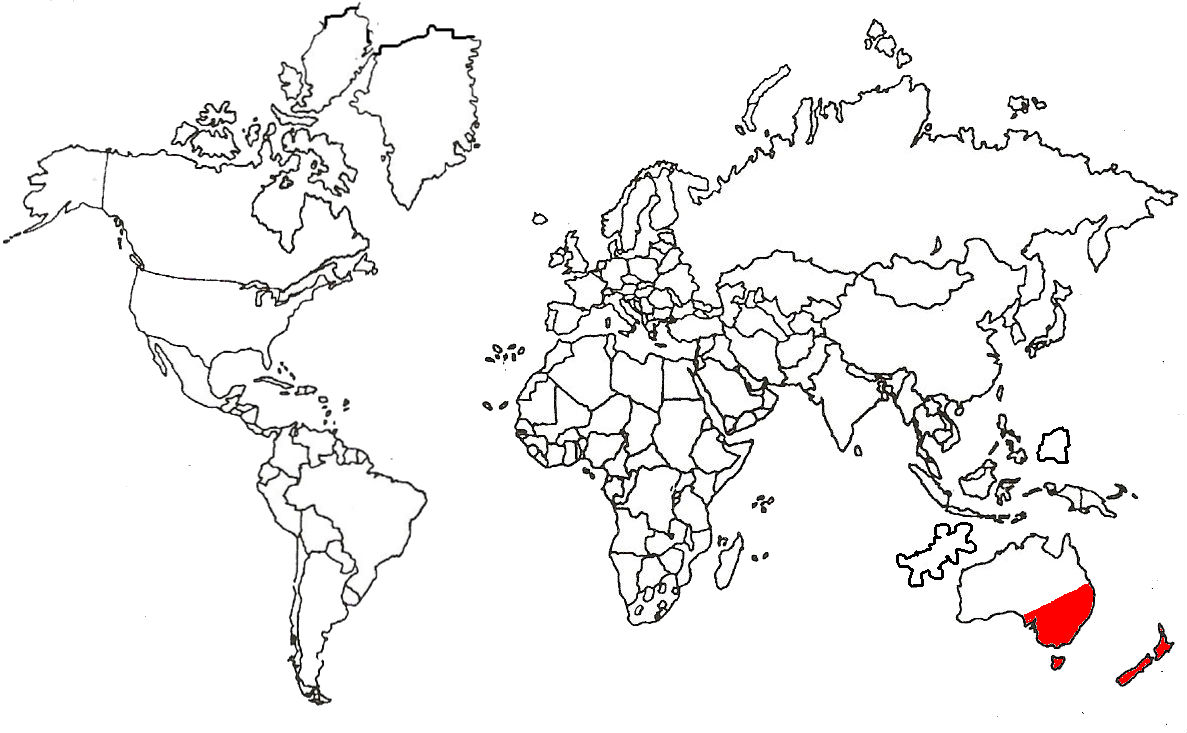 Que Continentes Têm Contato Com O Oceano Pacífico-84061