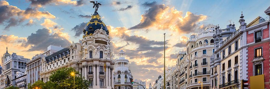 Relações Esporadicas Em La Madrid-77490